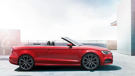 A3 Cabriolet Gt A3 Gt Audi France