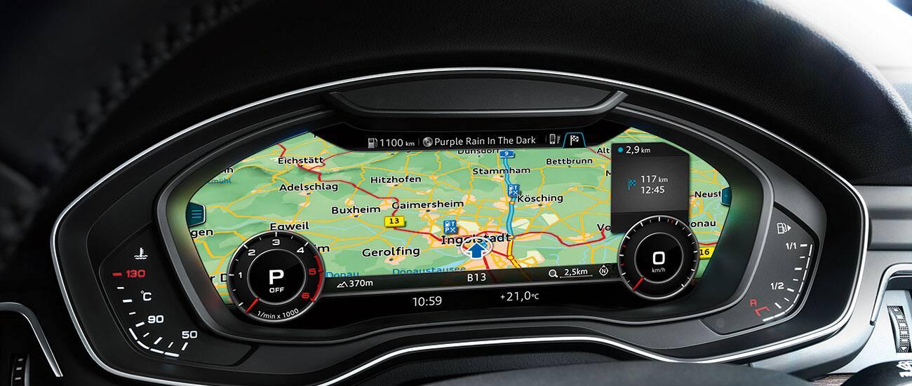 Audi Virtual Cockpit Gt Audi A4 Avant Gt A4 Gt Audi France