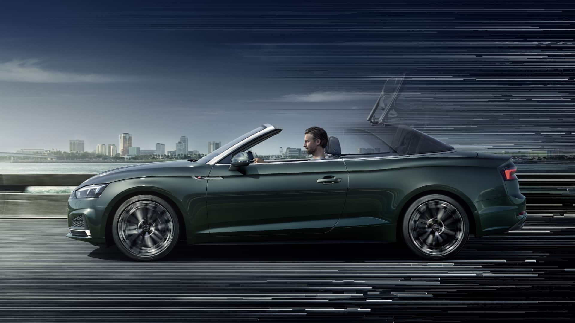 a5 cabriolet > audi france