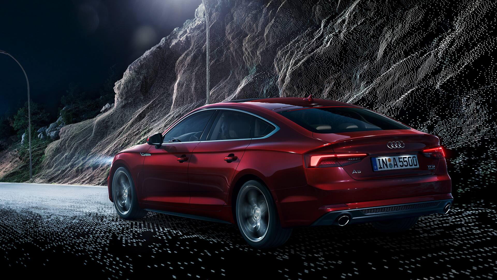 A5 Sportback A5 Audi France