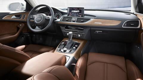 A6 avant audi france for Audi a6 avant interieur