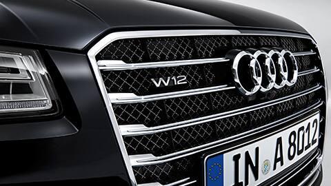 A8 L W12 Gt Audi France