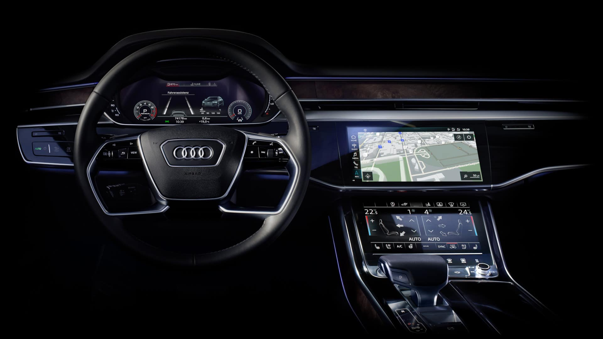 Audi A8 > Audi France