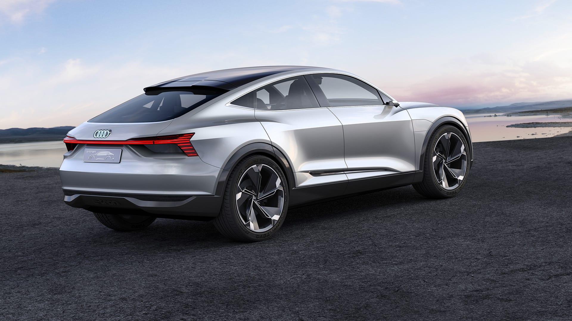 Concepts Audi E Tron Gt E Tron Gt Audi France