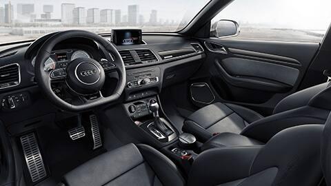 Rs q3 audi france for Audi q3 photos interieur