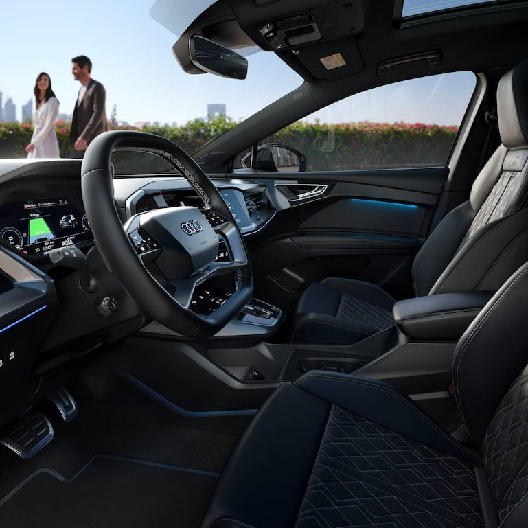 Steering wheel Audi Q4 e-tron