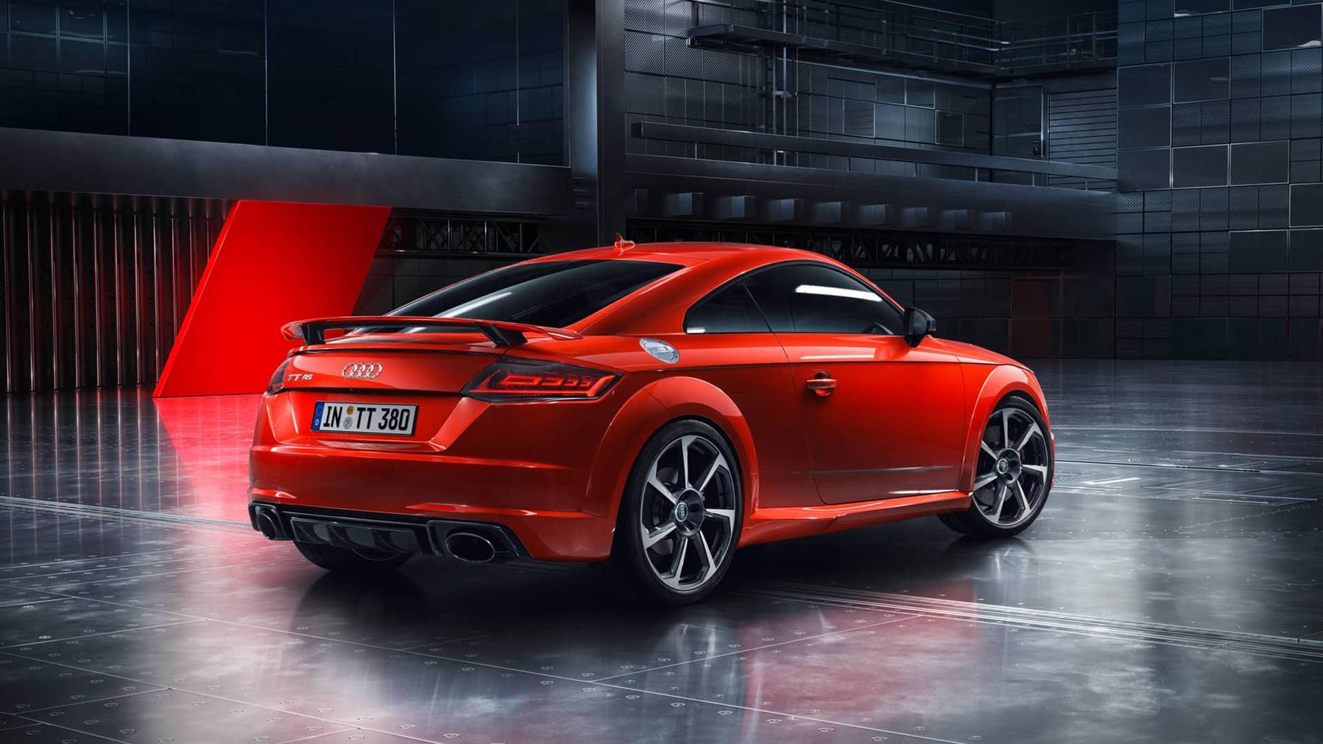 Tt Rs Coup 233 Gt Tt Gt Audi France