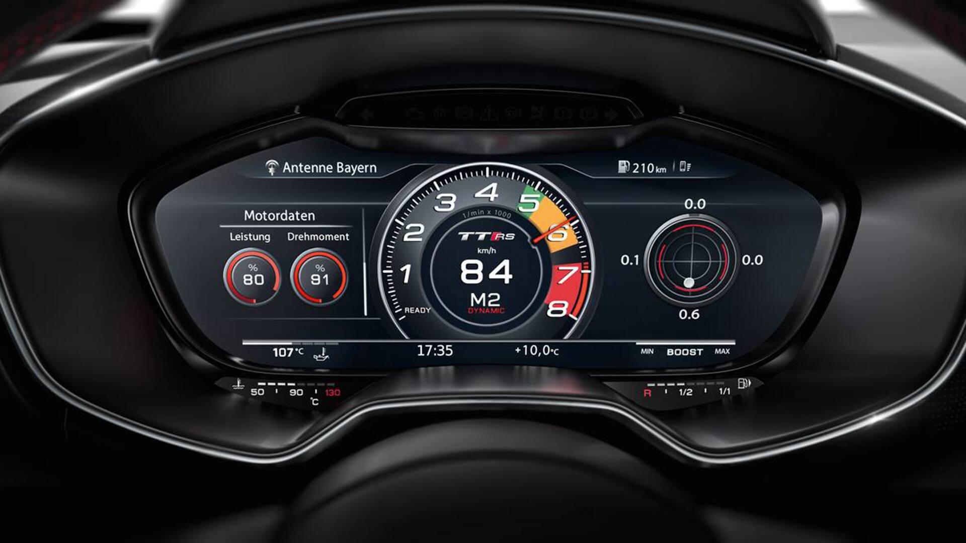Tt Rs Coupe Tt Audi France