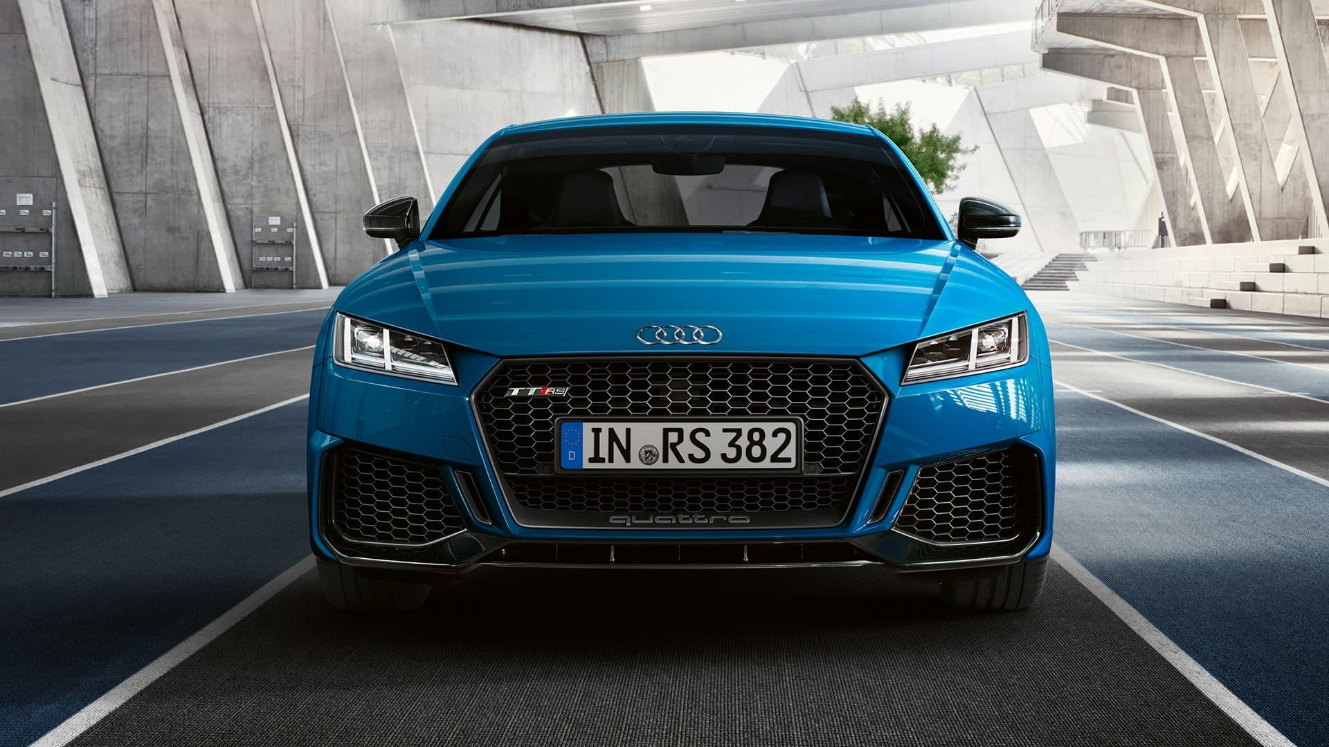 Tt Rs Coupé Tt Audi France