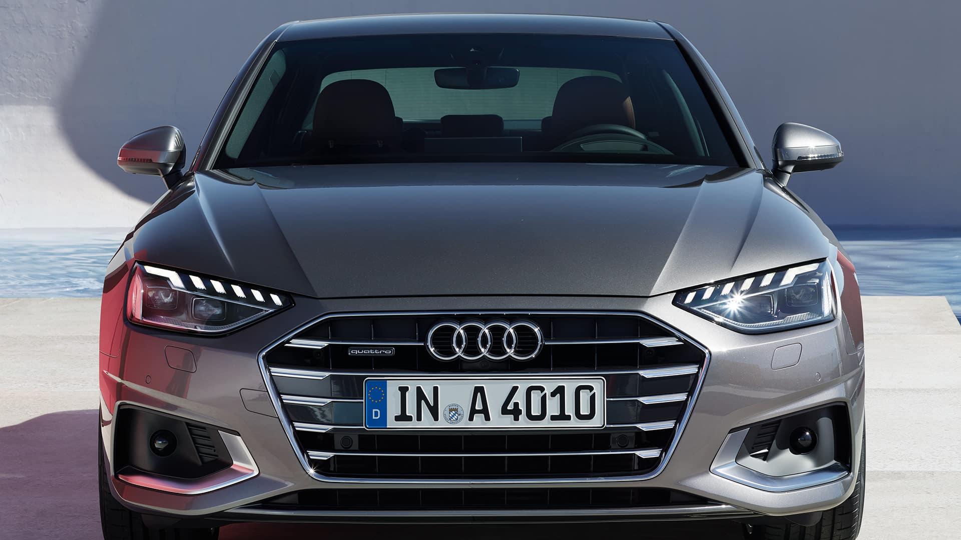 Nouvelle A4 Berline > A4 > Audi France