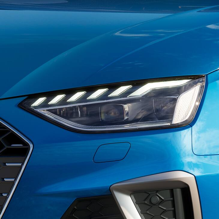Audi S4 Berline