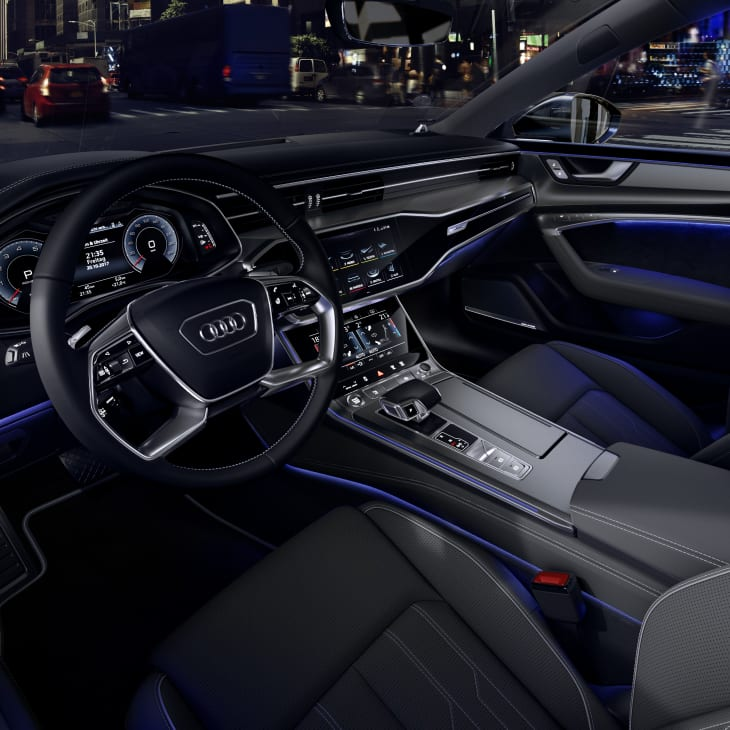 2018 Audi A7 >> A7 Sportback > A7 > Audi France